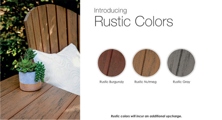 Rustic Colors
