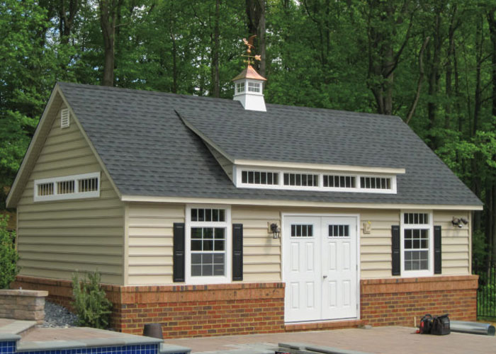 outdoor man cave maryland